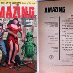 Amazing Stories: January, 1957