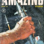 Amazing Stories: July, 1957