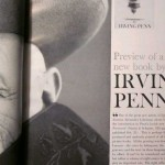 Article and Photos of Irvin Penn