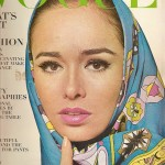 Vogue: July 1964 cover art