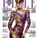 July 2010 Elle Cover - Rihanna