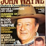 John Wayne Tribute Magazine 1979