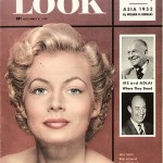 Look magazine November 1952 -  Anita Ekburg