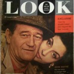 John Wayne cover of Look magazine