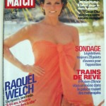 Raquel Welch: Paris Match