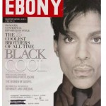 Prince on the cover of Ebony Magazine - August, 2008