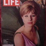 Barbara Streisand on the cover of Life Magazine - 1964
