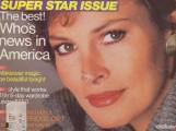 Raquel Welch Cover - Bazaar 1982