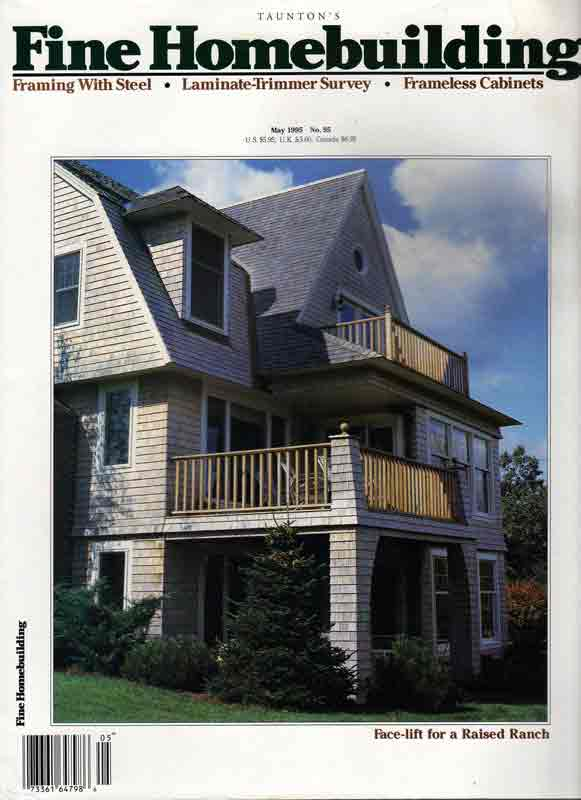 Fine home building magazine archive for Fine home building