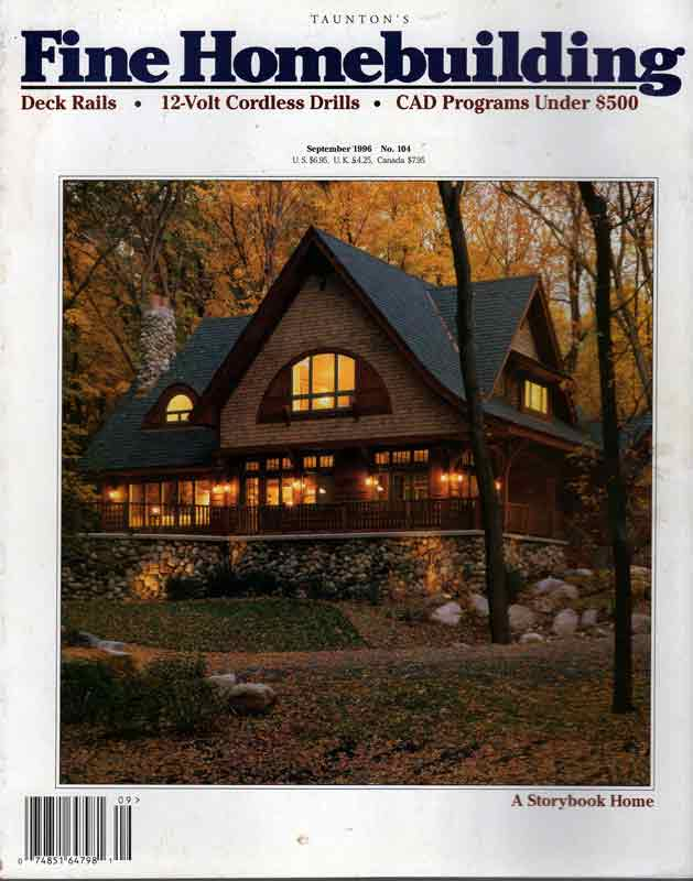 fine home building magazine archive