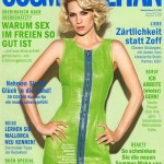 German Cosmopolitan - January Jones cover