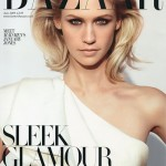 Bazaar Uk - January Jones Cover