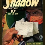The Shadow: October 1, 1939